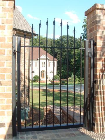 Wrought Iron Gates Wrought Iron Doors In Duluth Suwanee